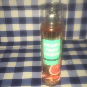 Bath & body works grapefruit breeze fragrance mist